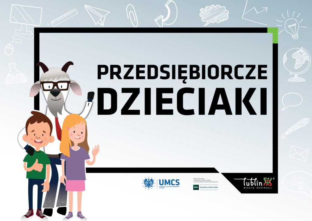 Przedsiębiorcze Dzieciaki - logo